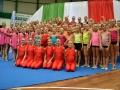 le ginnaste del comitato regionale toscana gr