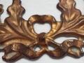 corona di quercia - Bologna 1901 (dettaglio)