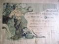 Diploma Ezio Cecchi 1912
