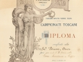 Diploma Petrarca 1921