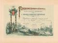 Diploma Giuseppe Falciai 1896