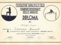 Diploma Giancarlo Terrazzani 1951
