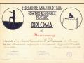 Diploma Petrarca 1953