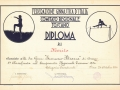 Diploma Petrarca 1954