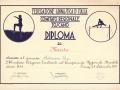 Diploma Luigi Salvadori 1955