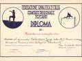 Diploma Luigi Salvadori 1956