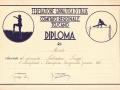 Diploma Luigi Salvadori 1957