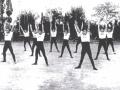 primi del '900 - allenamento in fortezza fortezza