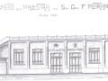 1927 progetto palestra S. Clemente